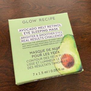 2/$15 GLOW RECIPE Avocado Retinol Eye Mask